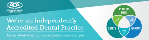 ADA Accredited Dentist Adelaide