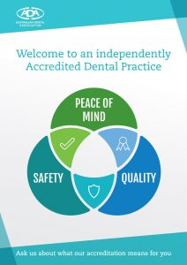 ADA Accredited Dental Practice - Dental Care Professionals