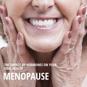 Womens Health Week 2018 - Womens Oral Health and Hormones - Menopause