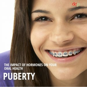 Womens Health Week 2018 - Womens Oral Health and Hormones - Puberty