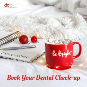 Festive Season Dental Tip 4 - Book Your New Year Dental Check Up