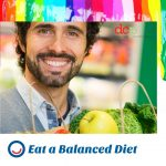 World Oral Health Day message from Dental Care Professionals - Eat a balanced diet