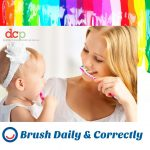 World Oral Health Day message from Dental Care Professionals - Brush daily and correctly