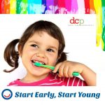 World Oral Health Day message from Dental Care Professionals - Start Early, Start Young