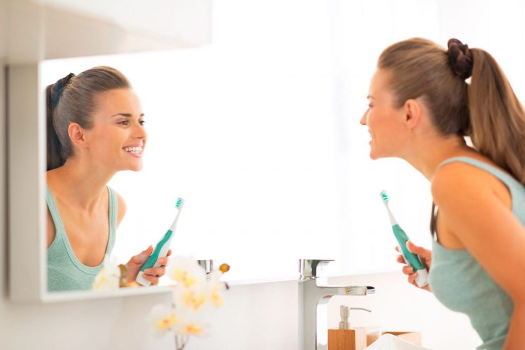 Your teeth need extra oral care when pregnant