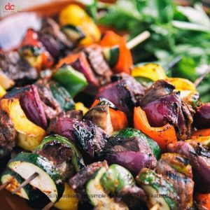 Mexican Style Beef Kebabs from Paleo Lean
