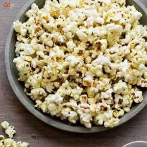 Curry Popcorn from Food and Wine